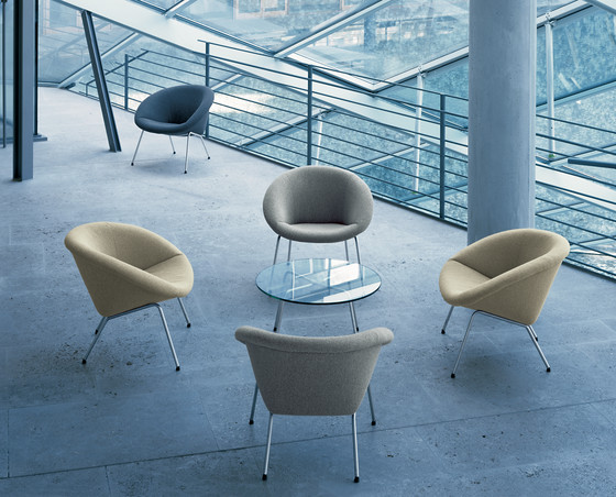 Classic Edition 369 loungechair by Walter Knoll