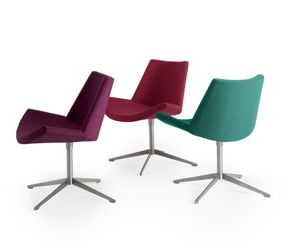 Lotus Swivel Chair by +Halle