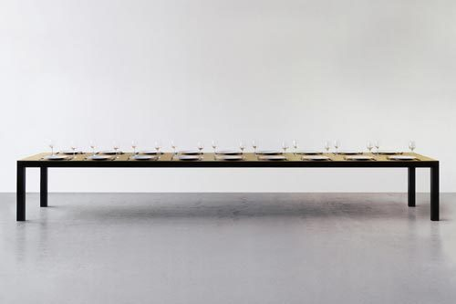 Long Table by Oswald
