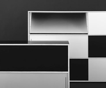 Sideboard h48 by Oswald