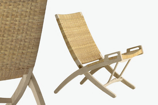 pp512 | Folding Chair by PP Møbler