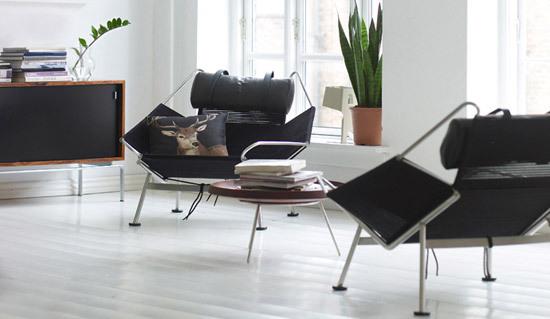pp225 | Flag Halyard Chair di PP Møbler