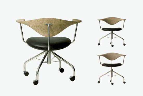 pp502   Swivel Chair di PP Møbler