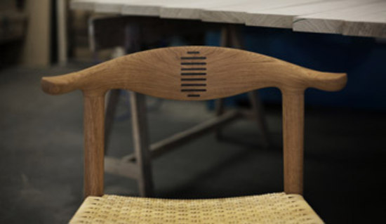 pp505 | Cow Horn Chair by PP Møbler