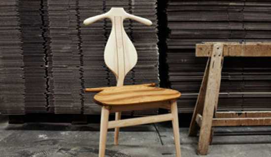 pp250 | Valet Chair by PP Møbler
