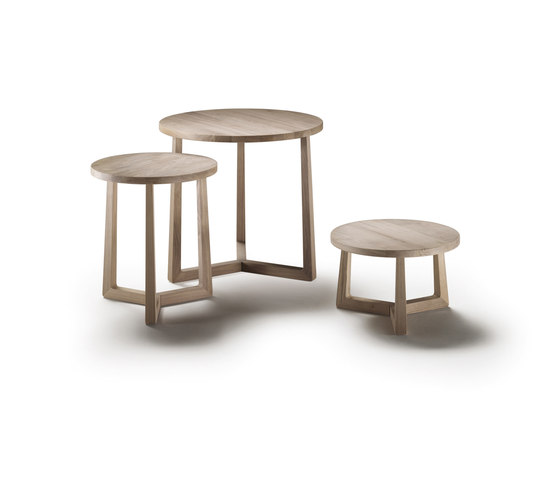 Jiff occasional table by Flexform