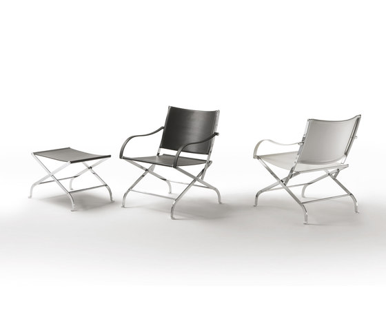 Carlotta small armchair by Flexform