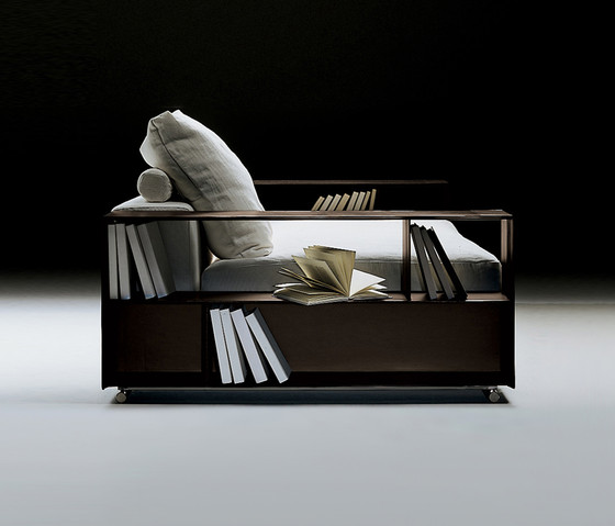 Groundpiece Bed de Flexform
