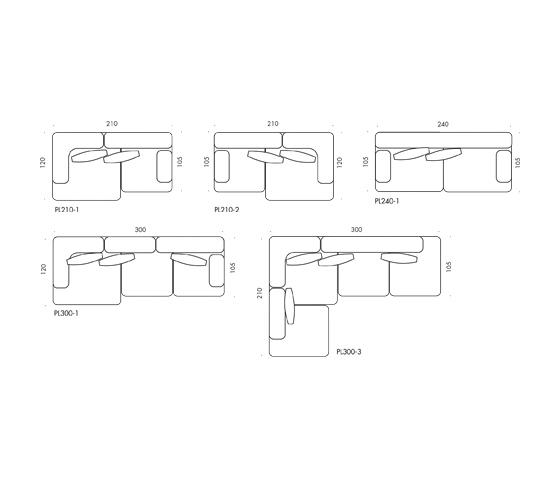 Alphabet™ | PL210-1 de Fritz Hansen