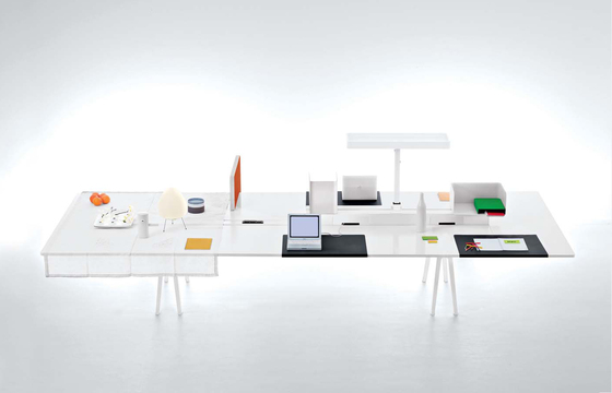 Joyn Single Desk by Vitra