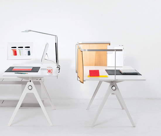 Joyn Single Desk de Vitra