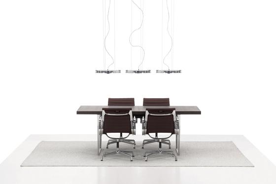 Aluminium Chair EA 108 by Vitra