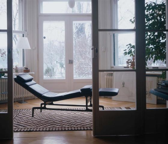 Soft Pad Chaise ES 106 von Vitra