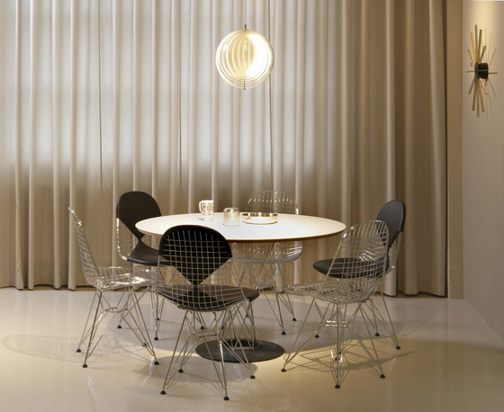 Wire Chair DKR by Vitra