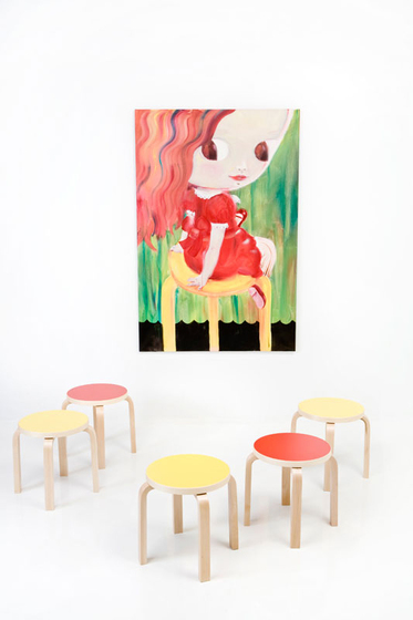 Children's Stool NE60 de Artek