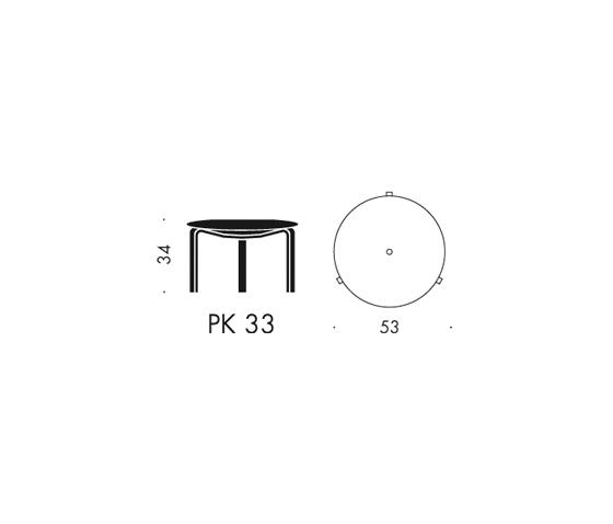 PK33™ by Fritz Hansen