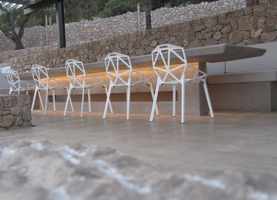 Chair_One Public Seating System 1 de Magis