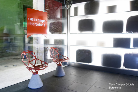 Chair_One Public Seating System 2 by Magis