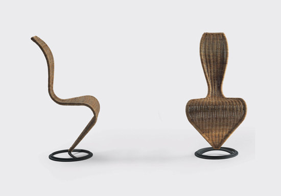 S-Chair | TD/1 by Cappellini