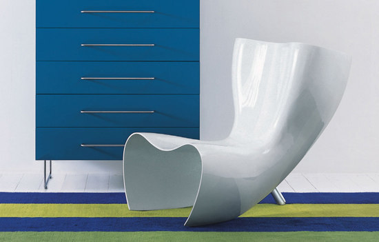 Felt Chair | FC/1L by Cappellini