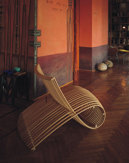 Wooden Chair | MN/30 de Cappellini