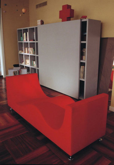 Three Sofa de Luxe | TSA/6 by Cappellini