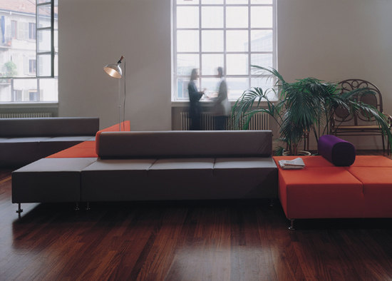 Three Sofa system by Cappellini