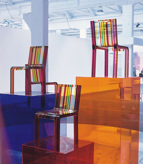 Rainbow Chair | RC/1 by Cappellini