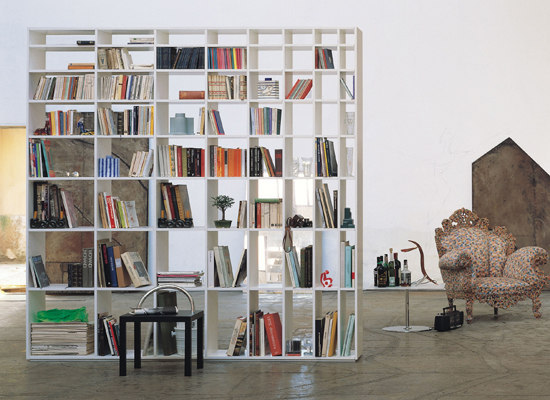Bookshelf | PC/7 de Cappellini