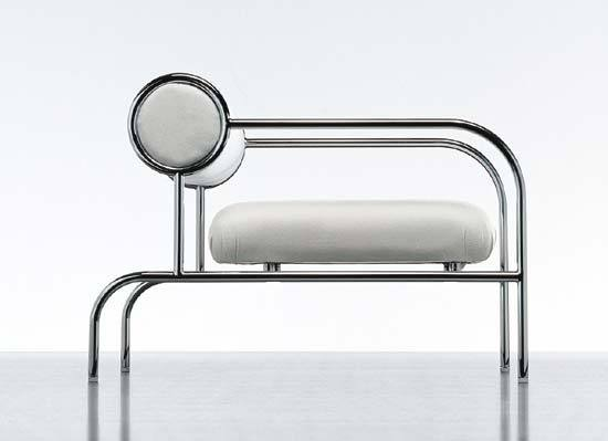 Sofa with Arms | PC/17 by Cappellini