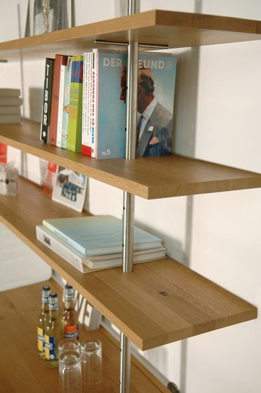 Eiermann shelving de Lampert