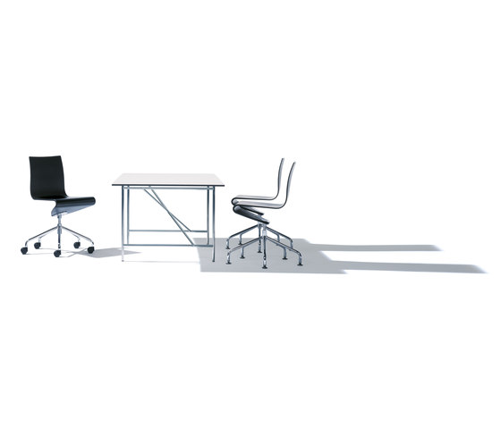 Seesaw working chair de Lampert