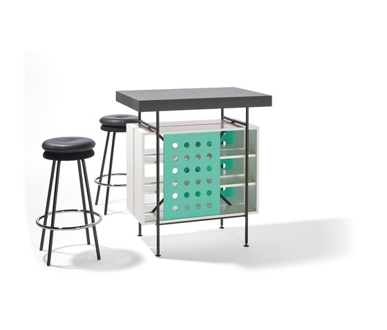 Milla 700 high desk di Lampert