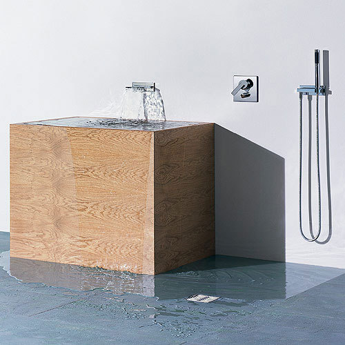 MEM - Single-lever basin mixer by Dornbracht
