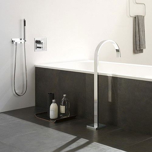 mem by dornbracht single lever basin mixer. Black Bedroom Furniture Sets. Home Design Ideas