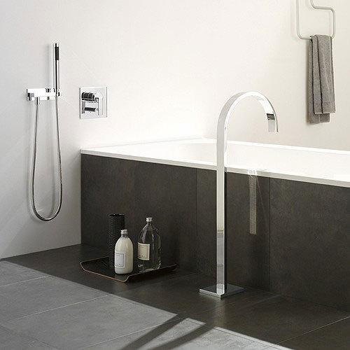 MEM - Wall-mounted basin mixer by Dornbracht
