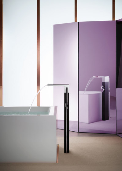 MEM - Three-hole basin mixer by Dornbracht