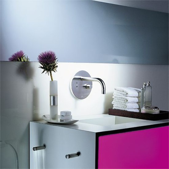 eMote - Infrared washbasin mixer by Dornbracht