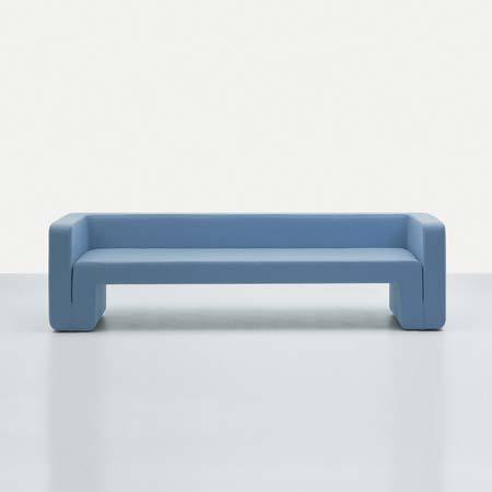 Curl sofa de Derin