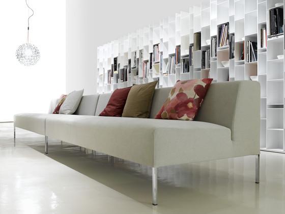 Allen 1 sofa* by MDF Italia