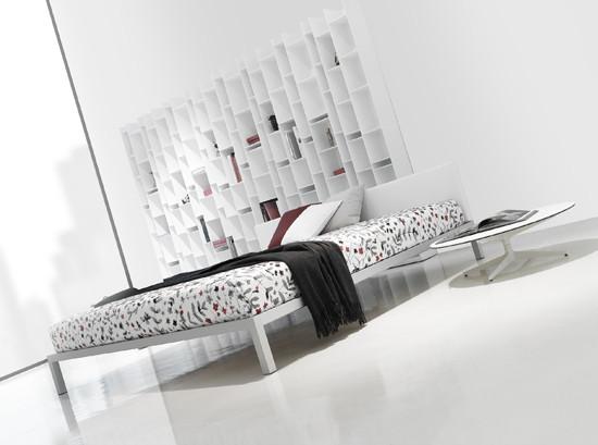 Aluminium Beds Soft von MDF Italia