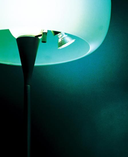 Alice Floor lamp by segno