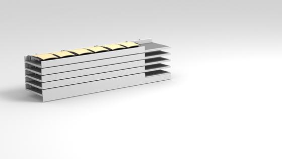 Opus fold by Mobel