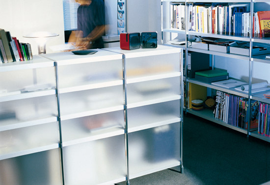 SEC bookshelf lib011 by Alias