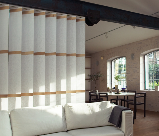 System R Vertical Blinds From Ann Idstein Architonic