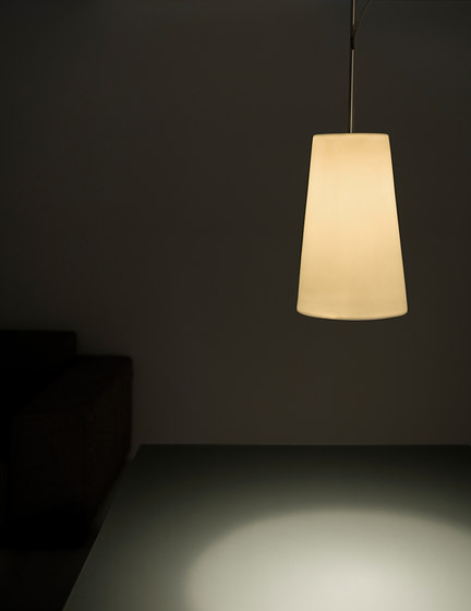 Serena Suspension lamp by Metalarte