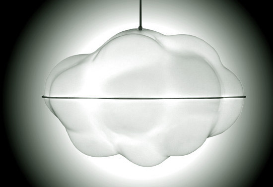 Wolkenlampe by wb form ag