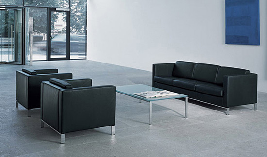 Foster 500 bench by Walter Knoll