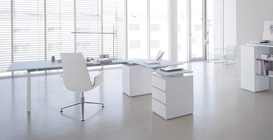 Icon 6100 sideboard by Walter Knoll