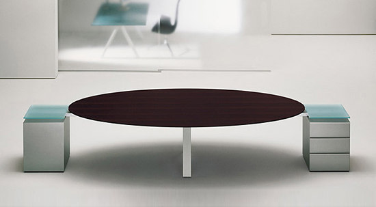 Icon 6100 desk de Walter Knoll